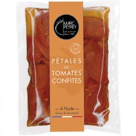 Pétales de tomates® confites huile