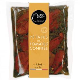 Pétales tomates® confites ail des ours