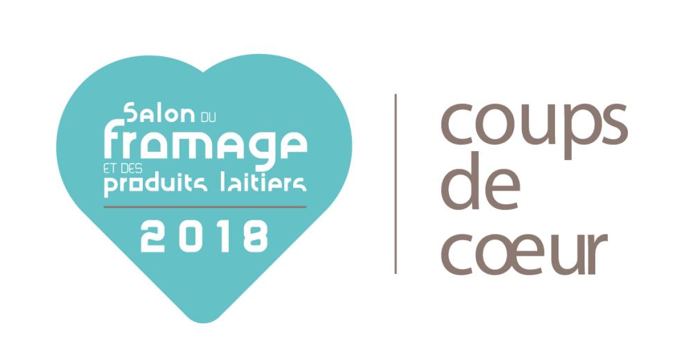 Coups de Coeur 2018 au Salon du fromage et des produits laitiers
