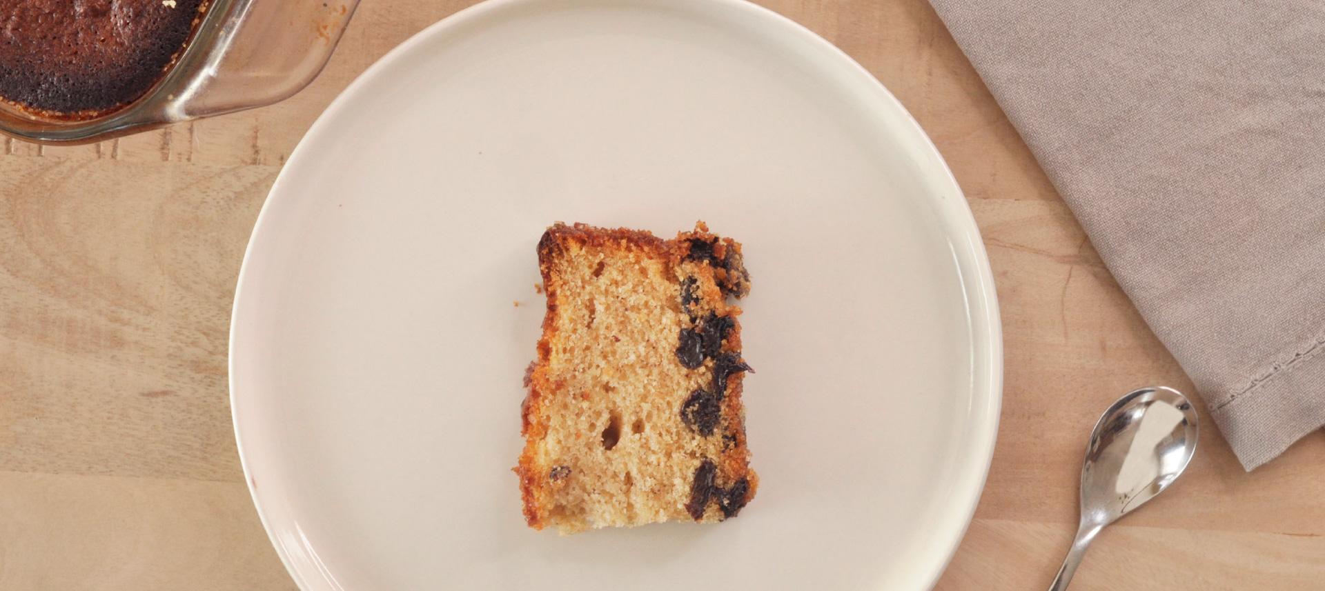 CAKE MOELLEUX DE NOTRE GRAND-MÈRE