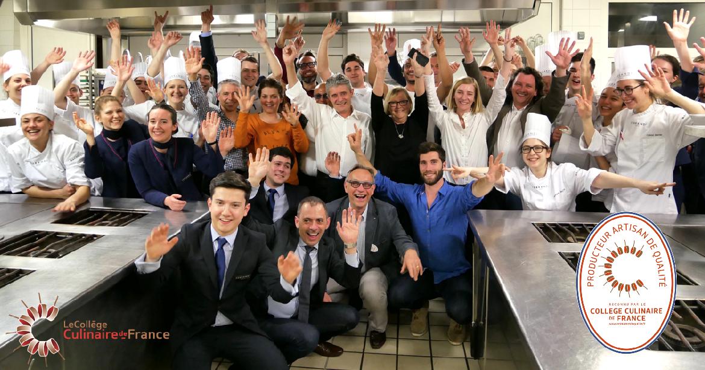 Producteur Artisan de Qualité : la reconnaissance des grands chefs de France