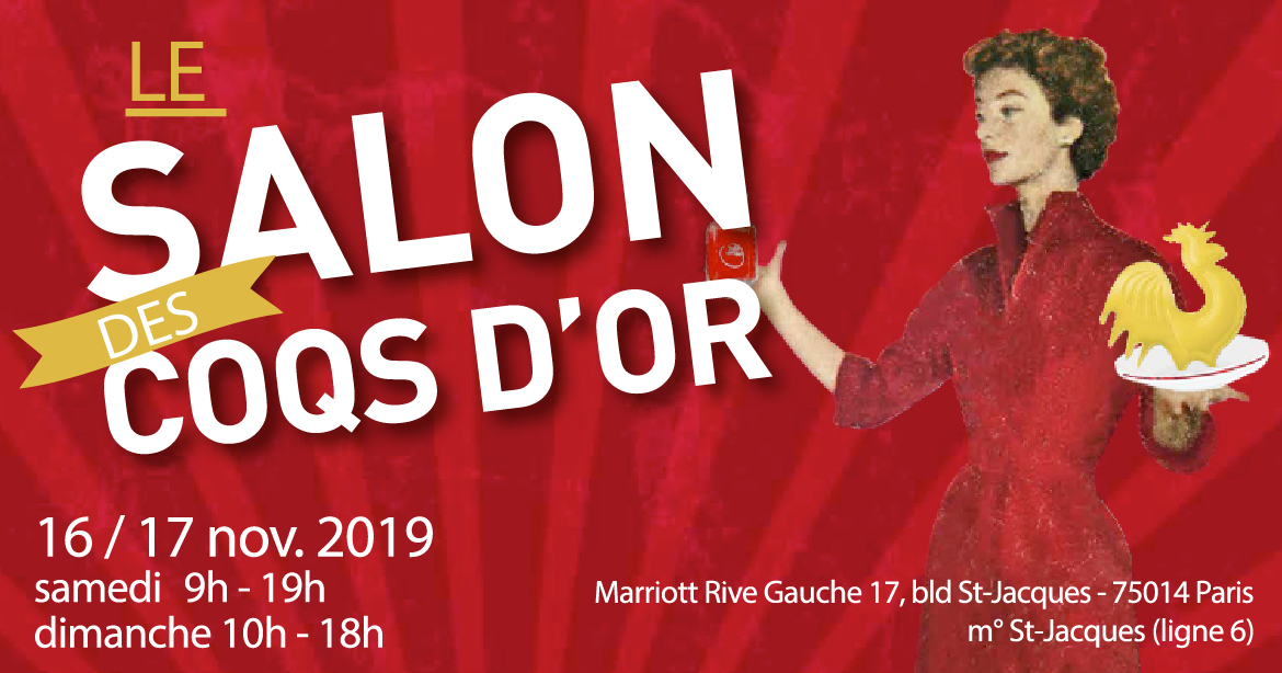 Salon des Coqs d'Or 2019