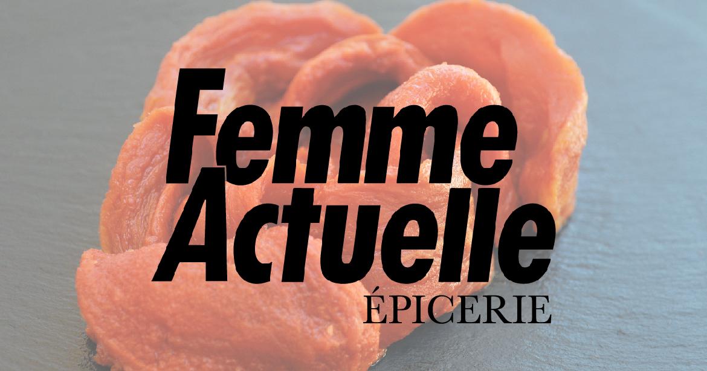 Nos pétales de tomates® confites chez Femme Actuelle